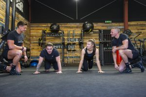Fitness Locker Merthyr personal training