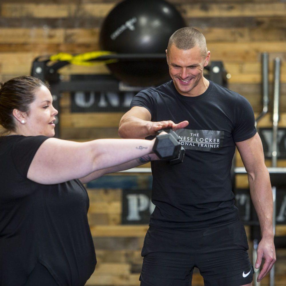Fitness Locker Merthyr personal training